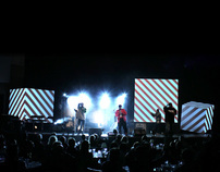 2011 Covenant Awards Projection Mapping
