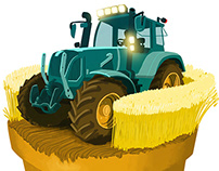 The limits of agricultural growth