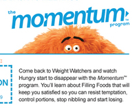 WeightWatchers Emails