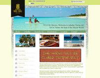 Web Tierras del Sol Hotel