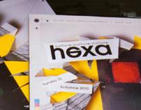 Magazine Hexa