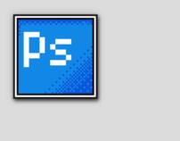 Pixel Art Desktop Icons