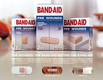 Pre Wounds Band-Aid CD