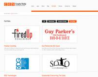 CES Graphic Media Website
