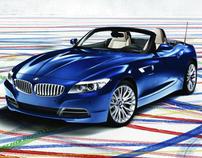 BMW WELT - Z4 ROADSTER