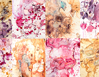 Tea & Sugar - colourful hoploid illustrations /UPDATED!