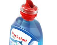 3D packshot