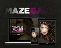Mazegame project