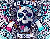 Skulls Are So Cliché
