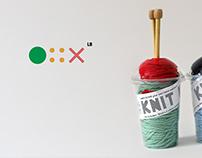 Tiny Stitches -  Logo / Branding