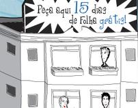 Folha de S.Paulo - Proposta Hotsite Ed. Jatobá