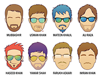 Avatars for our Team (Sweet Pixel Studios)