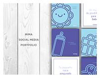 MIMA SEGURO - Social Media Portfolio