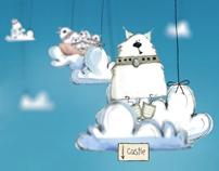 Fairytale Design (Flash Website)