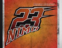Racing Number-Vector