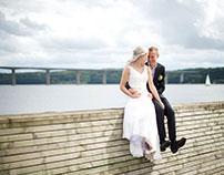Nygift.