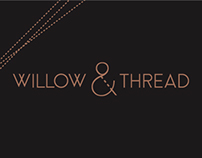 Willow & Thread | Brand Identity