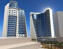 MEYDAN TWIN TOWERS – MEYDAN DEVELOPMENT - DUBAI