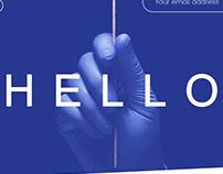 Medical DNA Website