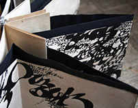 Calligraphy book, 2011