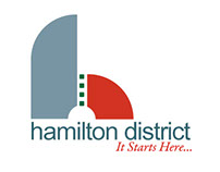 Hamilton District Branding