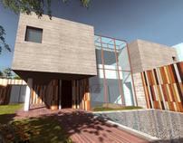 Vivienda Unifamiliar_Madrid 1999