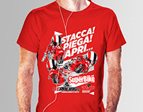 T-shirt SuperBike Italia 2017