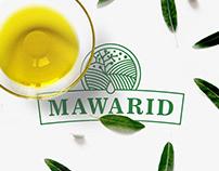Mawarid branding