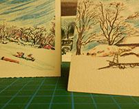 Christmas Cards, 2016