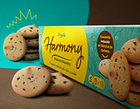 Mary Lee Harmony Cookies Identity & Packaging Design
