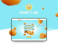 Granny's Bae | Web Relaunch