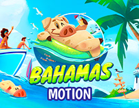Praia Bingo: Bahamas