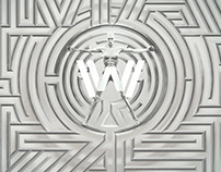 Westworld - The Maze Posters