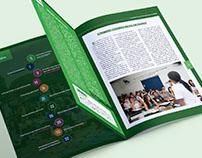 Revista Emancipa 10 anos -Projeto Gráfico e Diagramação