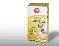 Hair Wax packaging design - Rivaj UK