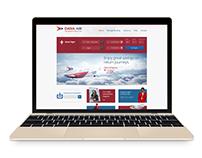 DANA Air Website Comp