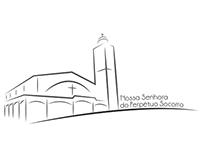 Logo Paróquia Nossa Senhora do Perpétuo Socorro