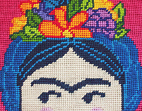 FRIDA EMBROIDERY