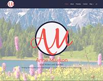 Anne Maxson Blog