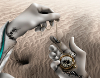 """""""Time is SO human!"""""""