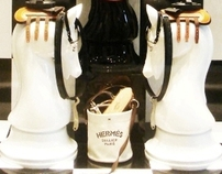 Chess - Hermès Window Display