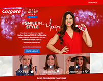 Colgate SEE Hub #SmileinStyle Integrated Campaign