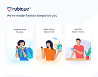 Rubique - Financial Marketplace