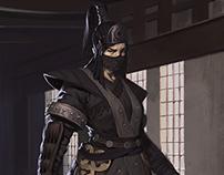 Mortal Kombat X - Feudal Kitana