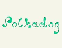 Polkadog - free font