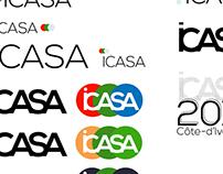 ICASA 19th Annual Conference Logo Design