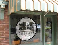 Salon 52 | Branding