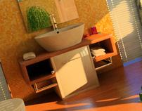 Some interior renderings