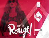 Rouge! Advertising for Fish&Chips Festival