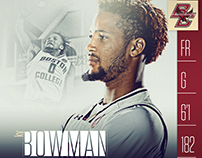 2016-17 Boston College Hoops Projects